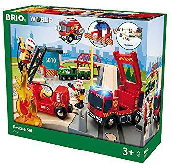 brio pompier