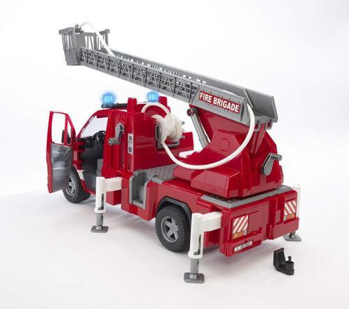 bruder camion pompier