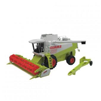 bruder moissonneuse claas