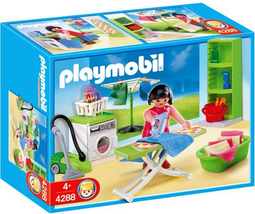 buanderie playmobil
