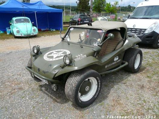 buggy militaire