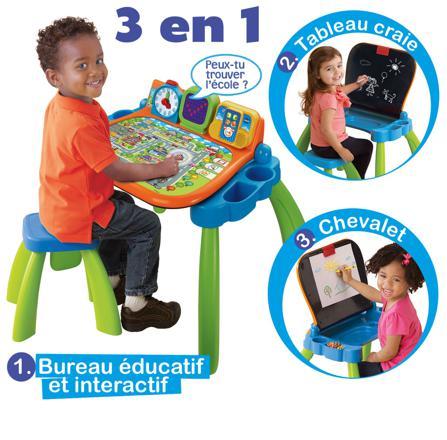bureau interactif vtech