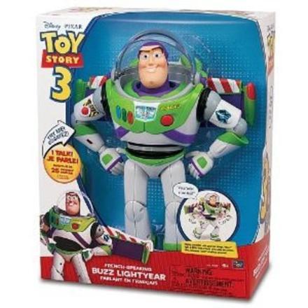 buzz l éclair jouet parlant