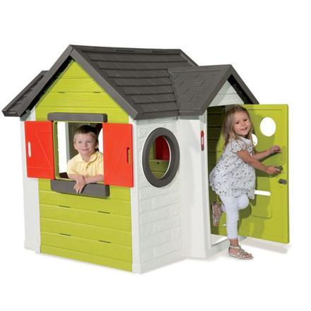 cabane en plastique pour enfant