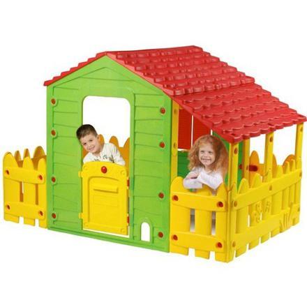 cabane enfant pvc