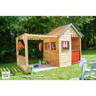 cabane maison enfant