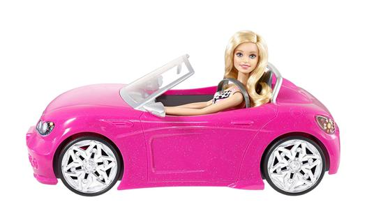 cabriolet barbie