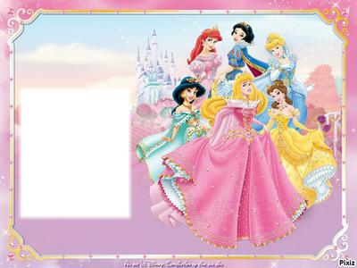 cadre disney princesse