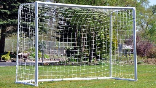 cage de but pour jardin