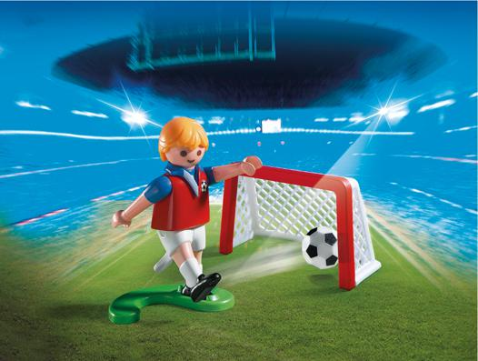 cage de foot playmobil