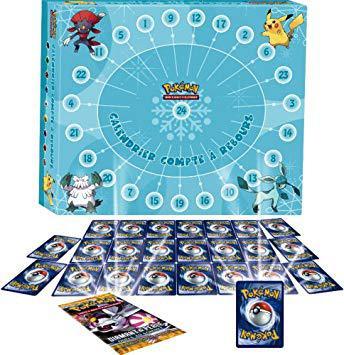 calendrier avent pokemon