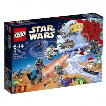 calendrier de l avent lego star wars 2016