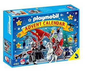 calendrier de l avent playmobil chevalier