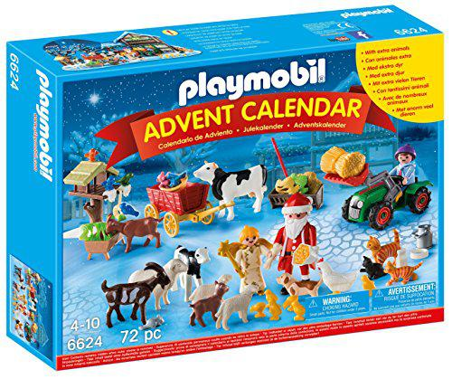 calendrier l avent playmobil