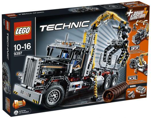 camion americain lego technic