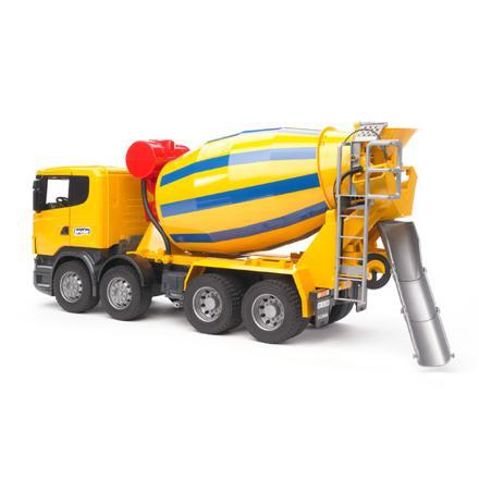 camion betonniere jouet
