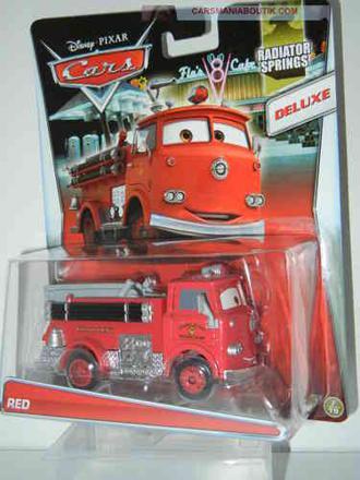 camion de pompier cars disney