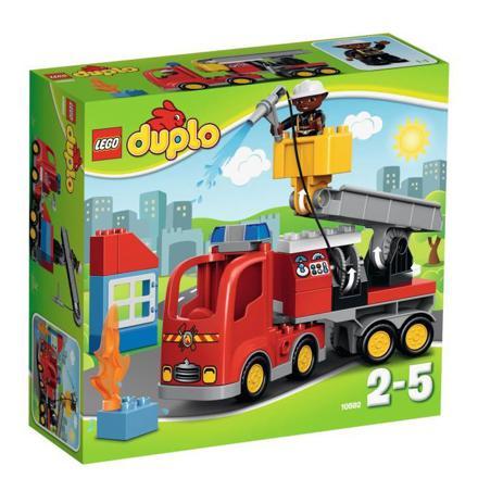 camion de pompier duplo