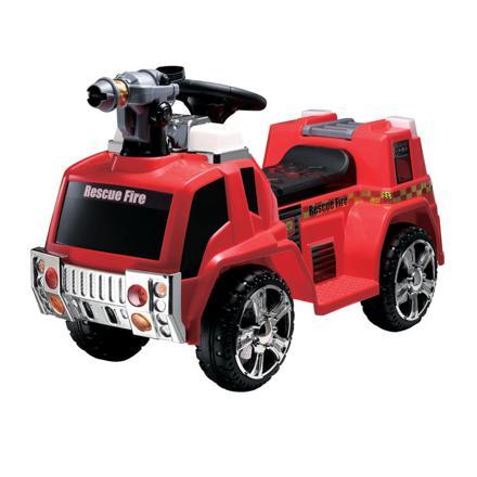 camion de pompier electrique