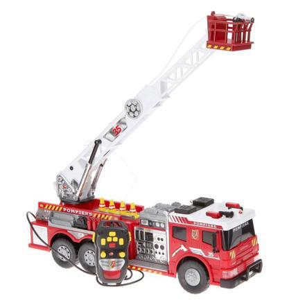 camion de pompier téléguidé