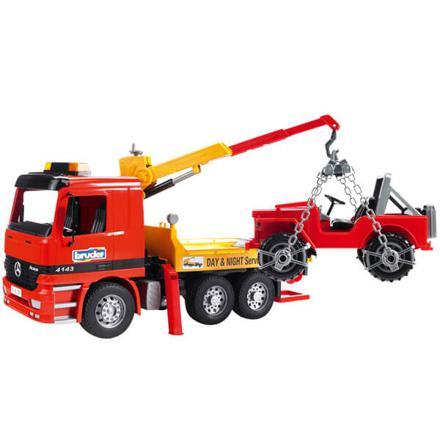 camion depannage bruder