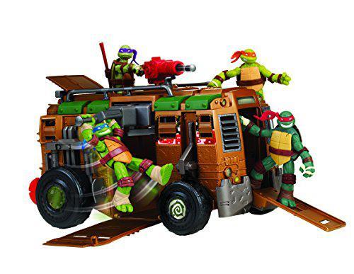 camion des tortues ninja