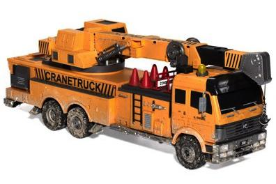 camion grue radiocommandé