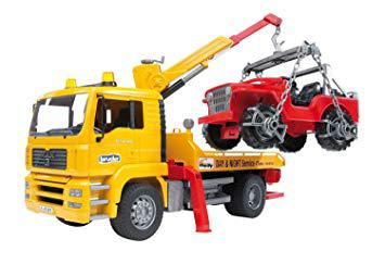 camion jouet bruder