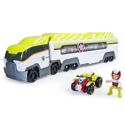 camion jungle pat patrouille