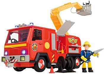 camion jupiter sam le pompier