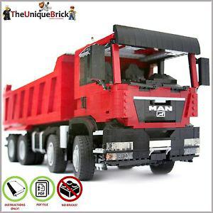 camion lego