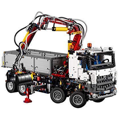 camion mercedes lego