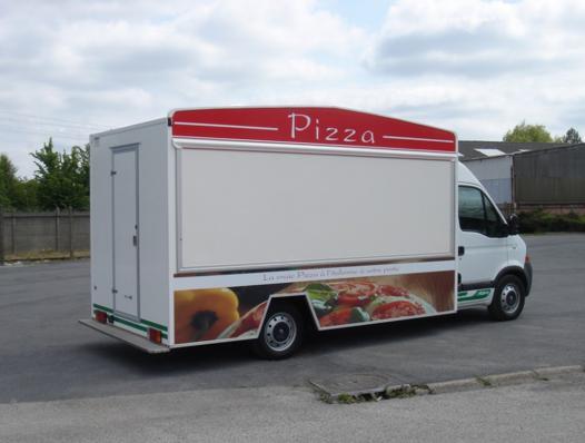 camion pizzeria