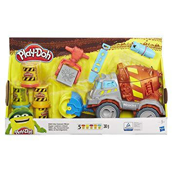 camion play doh
