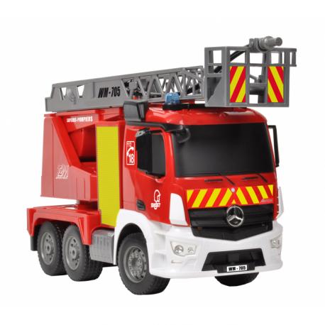 camion pompier rc