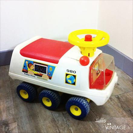 camion porteur fisher price