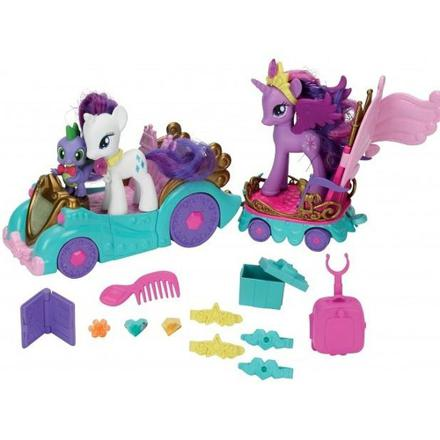 carrosse little pony