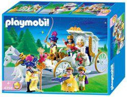 carrosse princesse playmobil