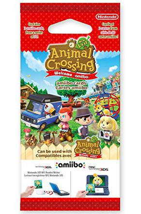 carte animal crossing new leaf