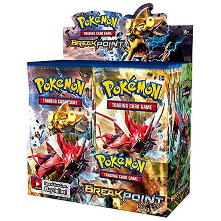 carte booster pokemon