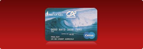 carte de retrait credit agricole