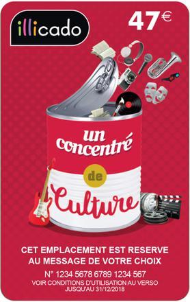 carte illicado culture
