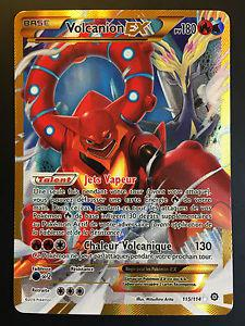 carte pokemon rare ex