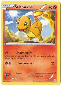 carte pokemon salameche