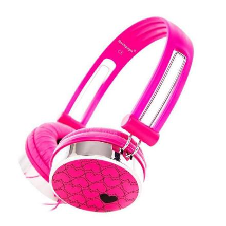 casque audio fille