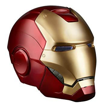 casque d iron man
