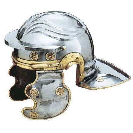casque légionnaire romain