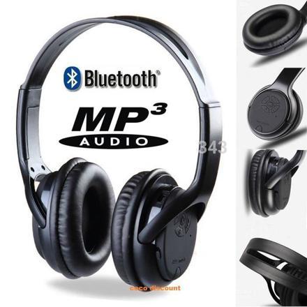 casque mp3 bluetooth