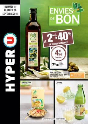 catalogue hyper u pontarlier