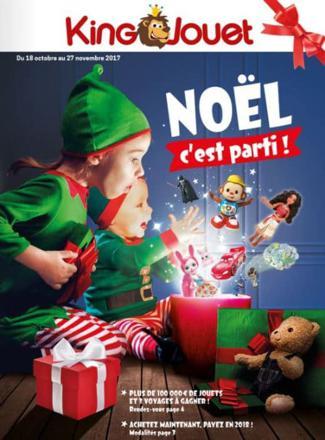 catalogue jouet noel